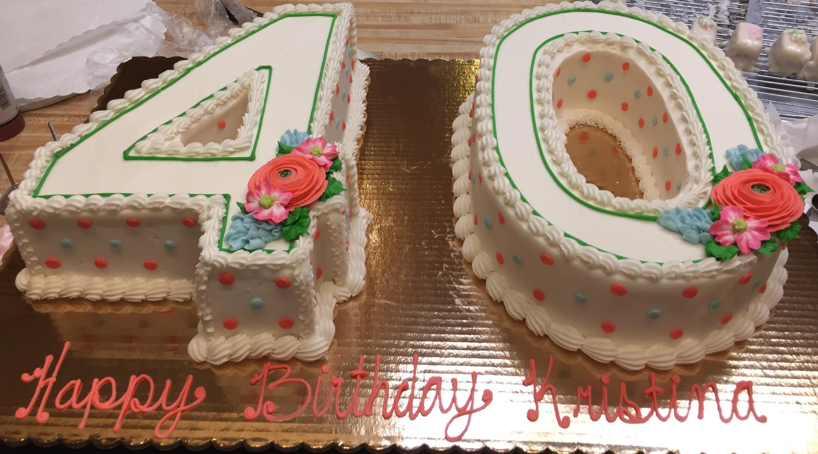 #40 Cake 65