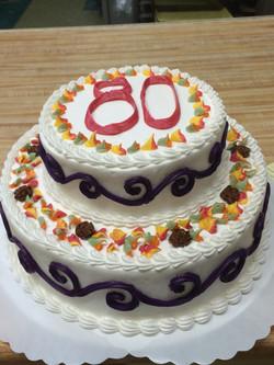 Fall Theme Birthday 10