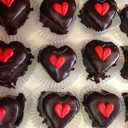 Chocolate Mini Hearts 4