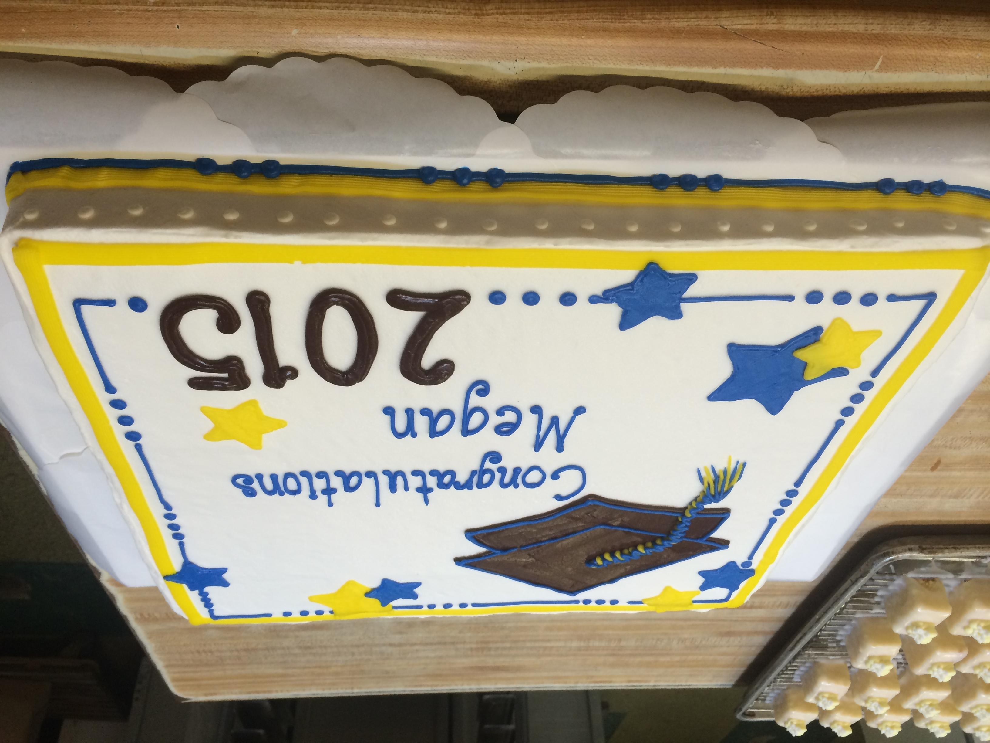 Graduation Cake 14