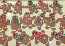 WInterized Gingerbread Men 7