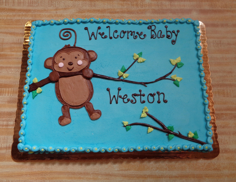 Welcome Monkey 8