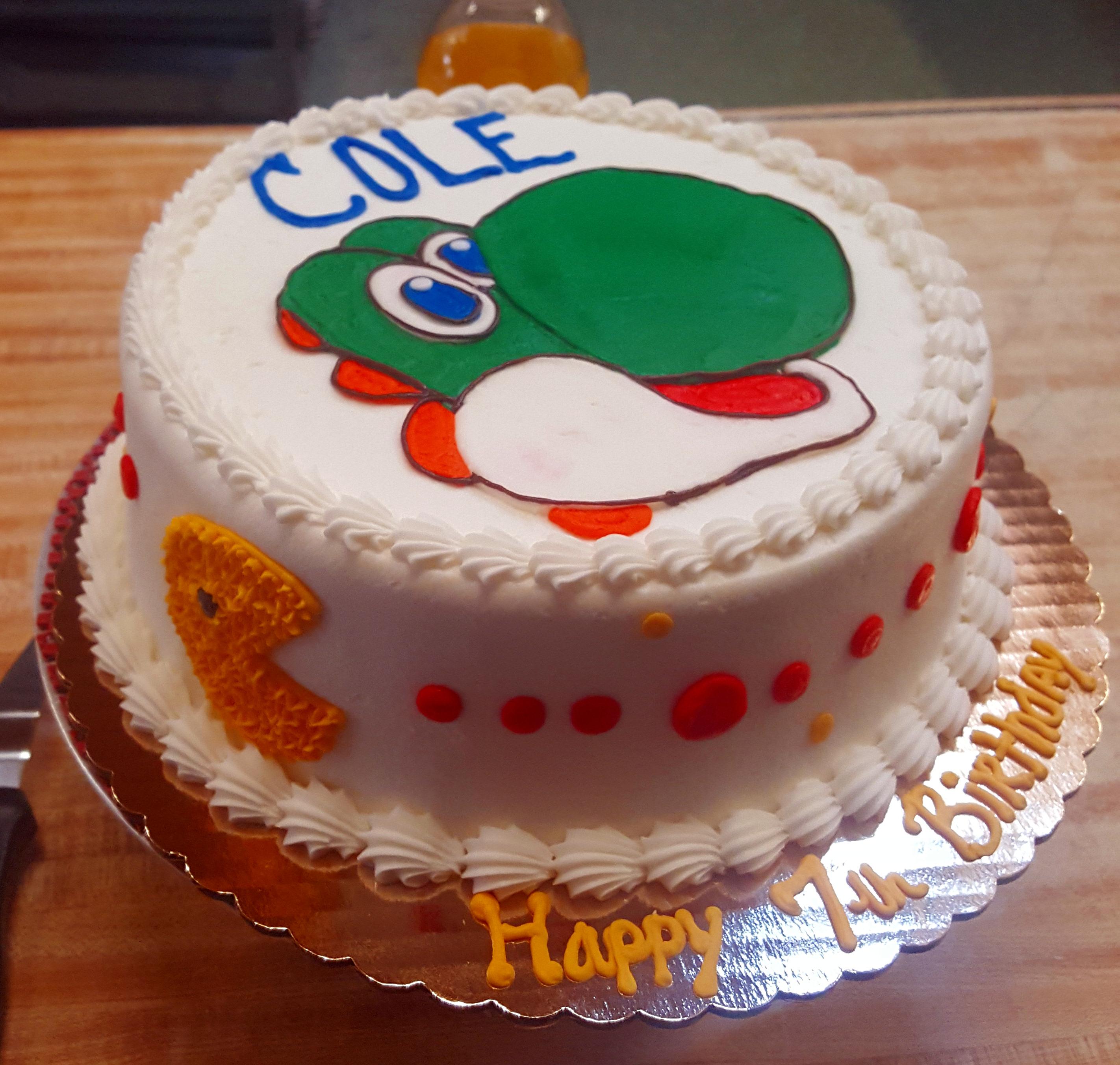 Video Game Cake 19