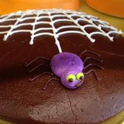 Chocolate Spider Web