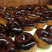 Chocolate Covered Donuts Westhampton Pastry Shop