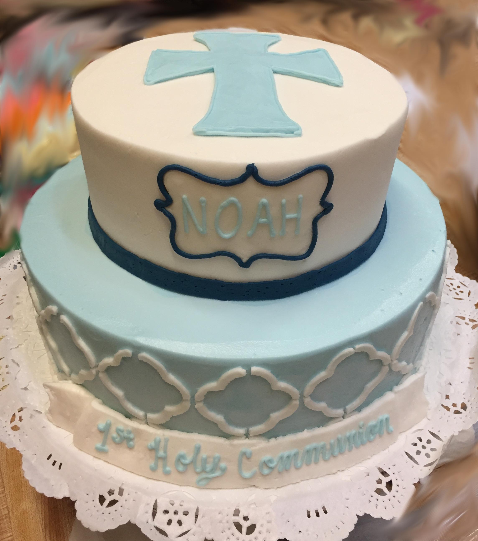 Holy Communion Cake 4