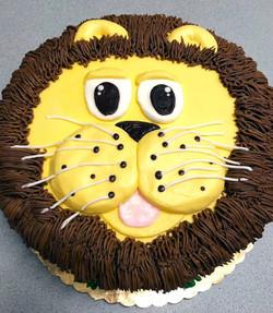 Lion Head 35