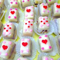 Valetine's Day Petit Fours 13
