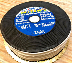 Record Cake 79
