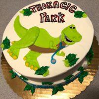 T-Rex Cake 33