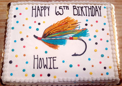 Fly Fishing Cake 6