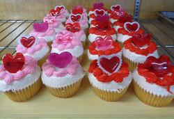 Valentine's Day Cupcakes 6
