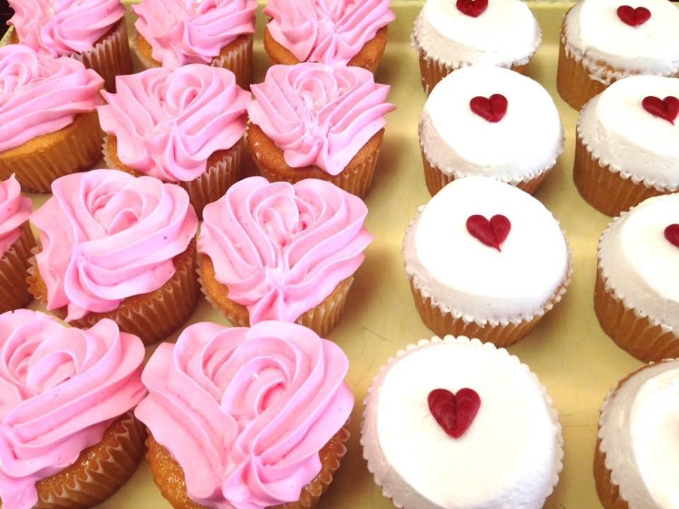 Valentine's Day Cupcakes 8
