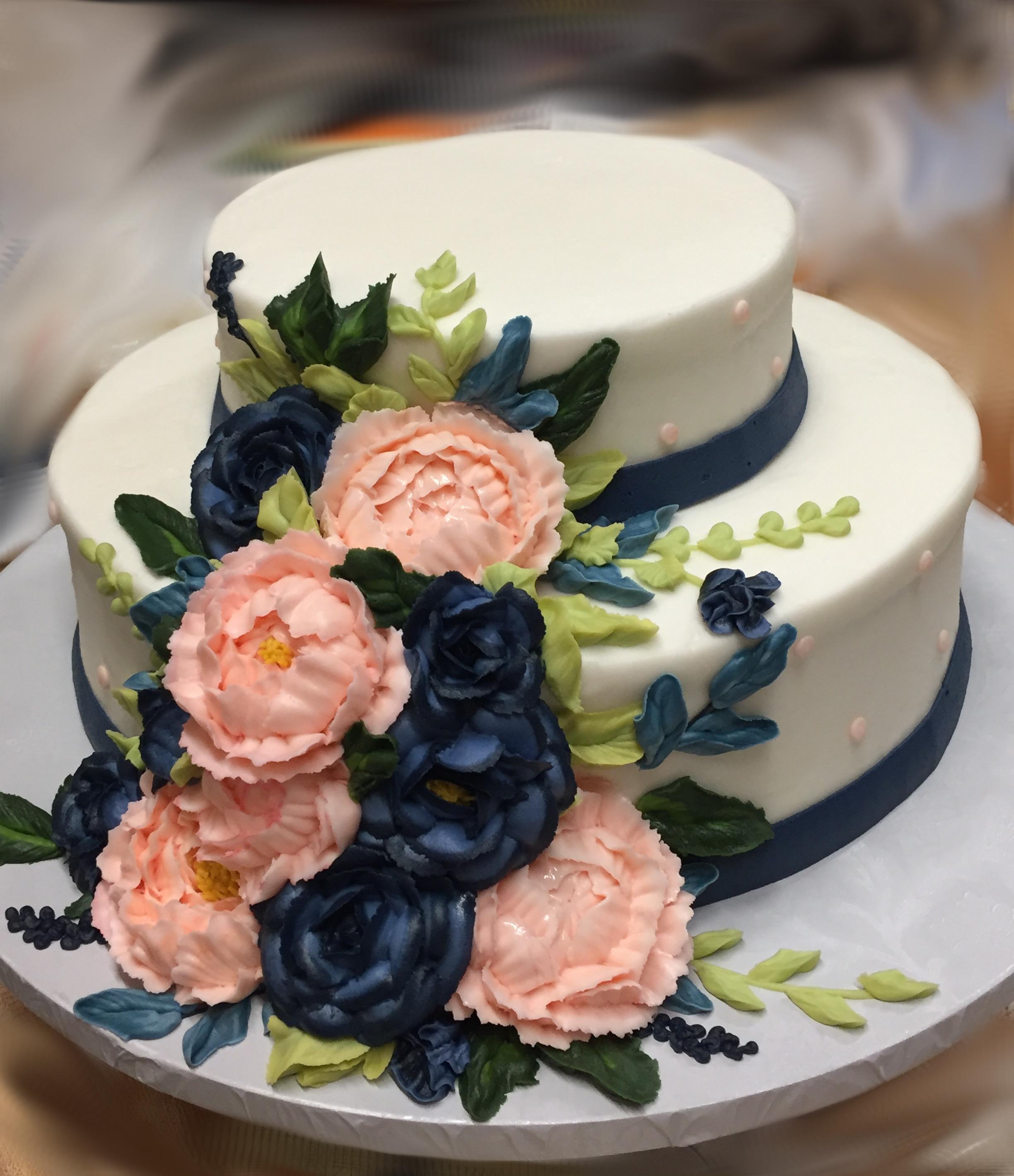 Peachy Cakes For Any Occasion Bakery Westhampton Pastry Richmond Va Funny Birthday Cards Online Bapapcheapnameinfo