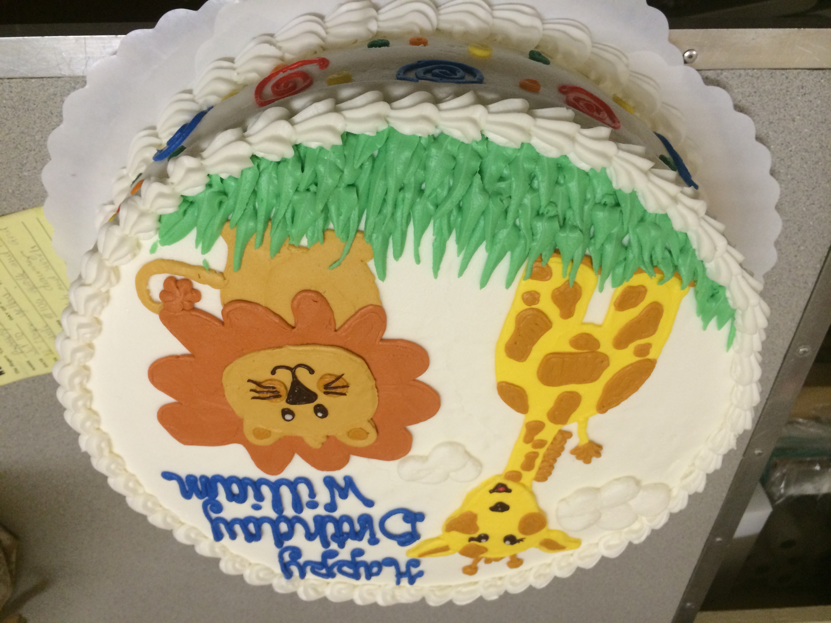 Cute Animal Cake 29