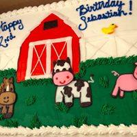 Barnyard Cake 28