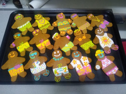 Summer Gingerbread Men 2