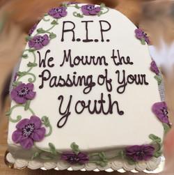 Tombstone Cake 60