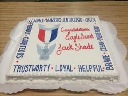Eagle Scout Cake 21