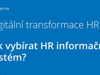 Digitální transformace HR