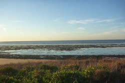 Out to Sea Port Hedland