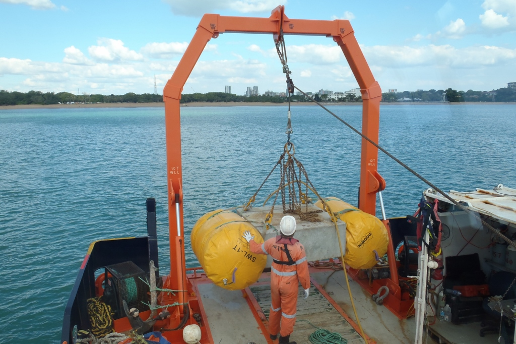Sea Anchors Darwin