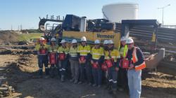 Caltex Drilling Team