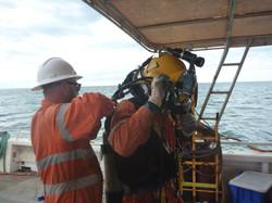 Diving Port Hedland