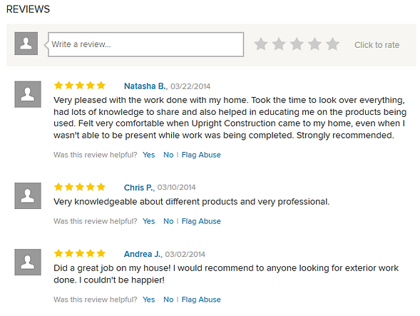 Reviews. Roofing Contractors Saginaw MI