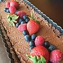 Grain-Free Chocolate Tart