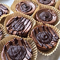 Triple Chocolate Truffle Cheesecake