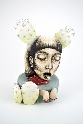 Hannah Pierce, Slightly Destructive, 2020