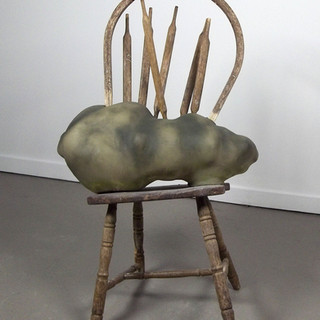 Don't Lean Back In Your Chair, 2019