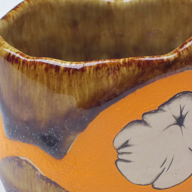 Bottoms Up Cup (detail), 2019