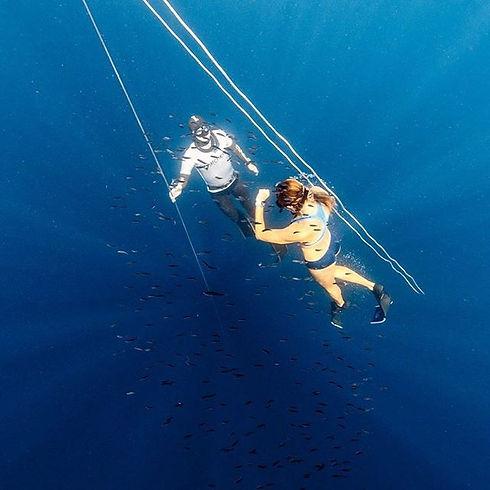 #nofilter #safetyfirst #freediving #bestbuddy _blueelementfreediving _wellnessdominica _visit_domini