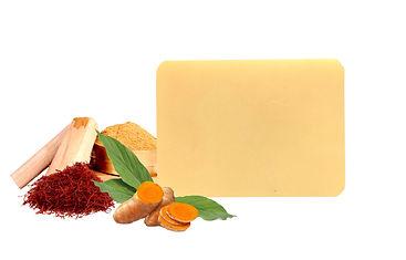 Haldi chandan kesar herbal soaps manufacturer in India Urban organics.jpg
