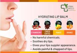 lip balm urban organics manufacturer