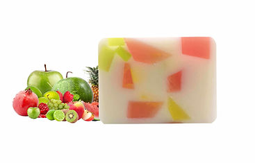 MIX Friut herbal soaps manufacturer urba