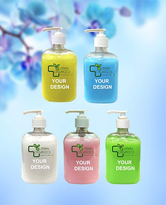 herbal hand wash third party manufacture