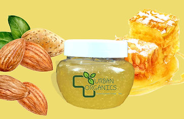 honey massage gel facial urban organics.