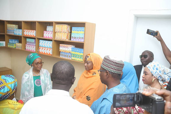 AMF Open Special Unit in Bauchi Specialist Hospital