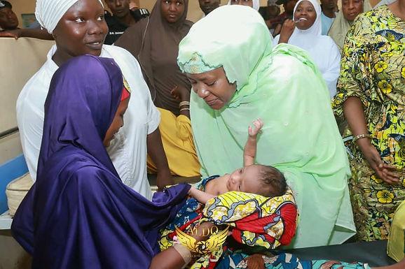 AMF Visit to Misau, Bauchi State
