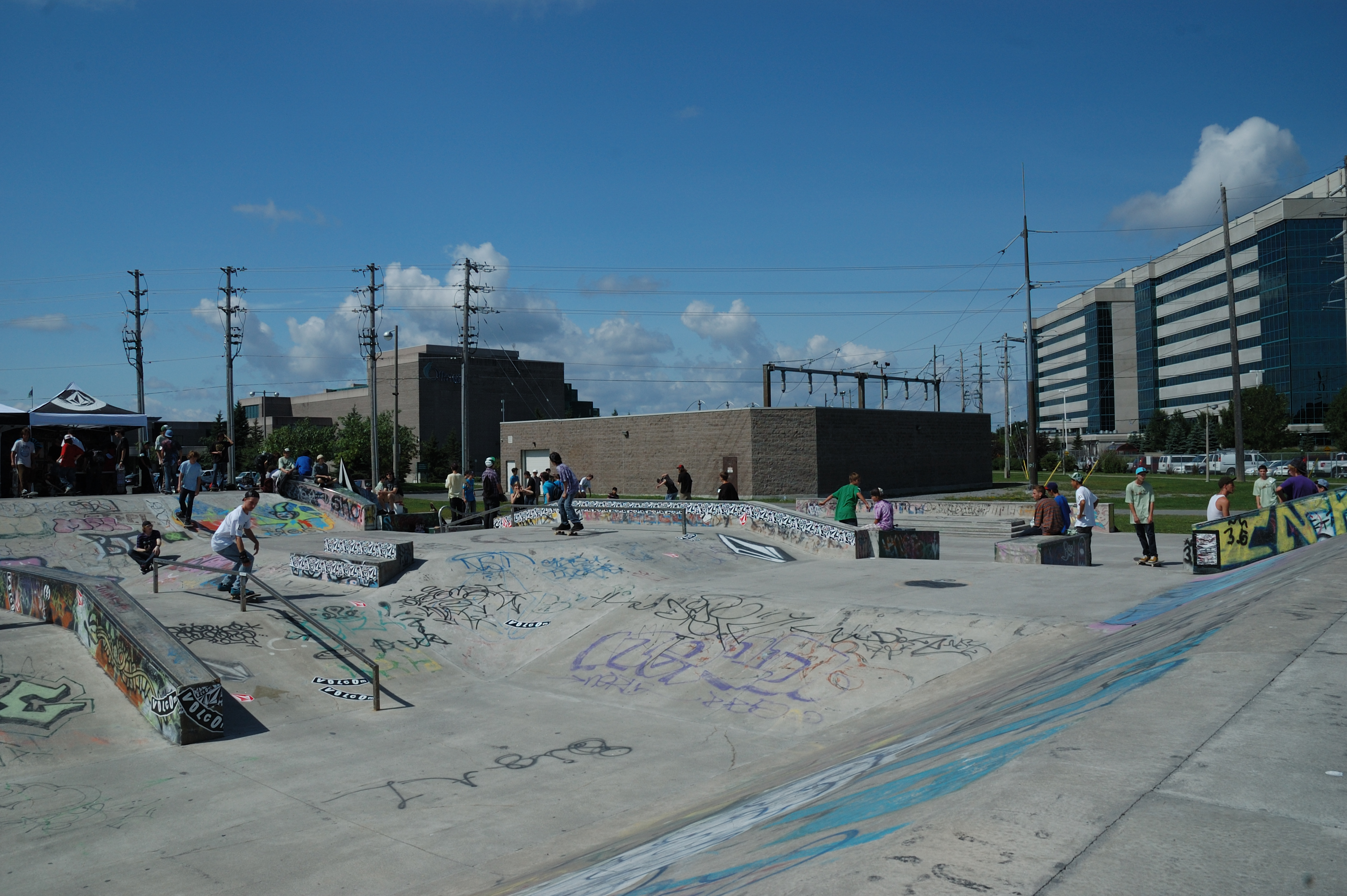Legacy Skatepark