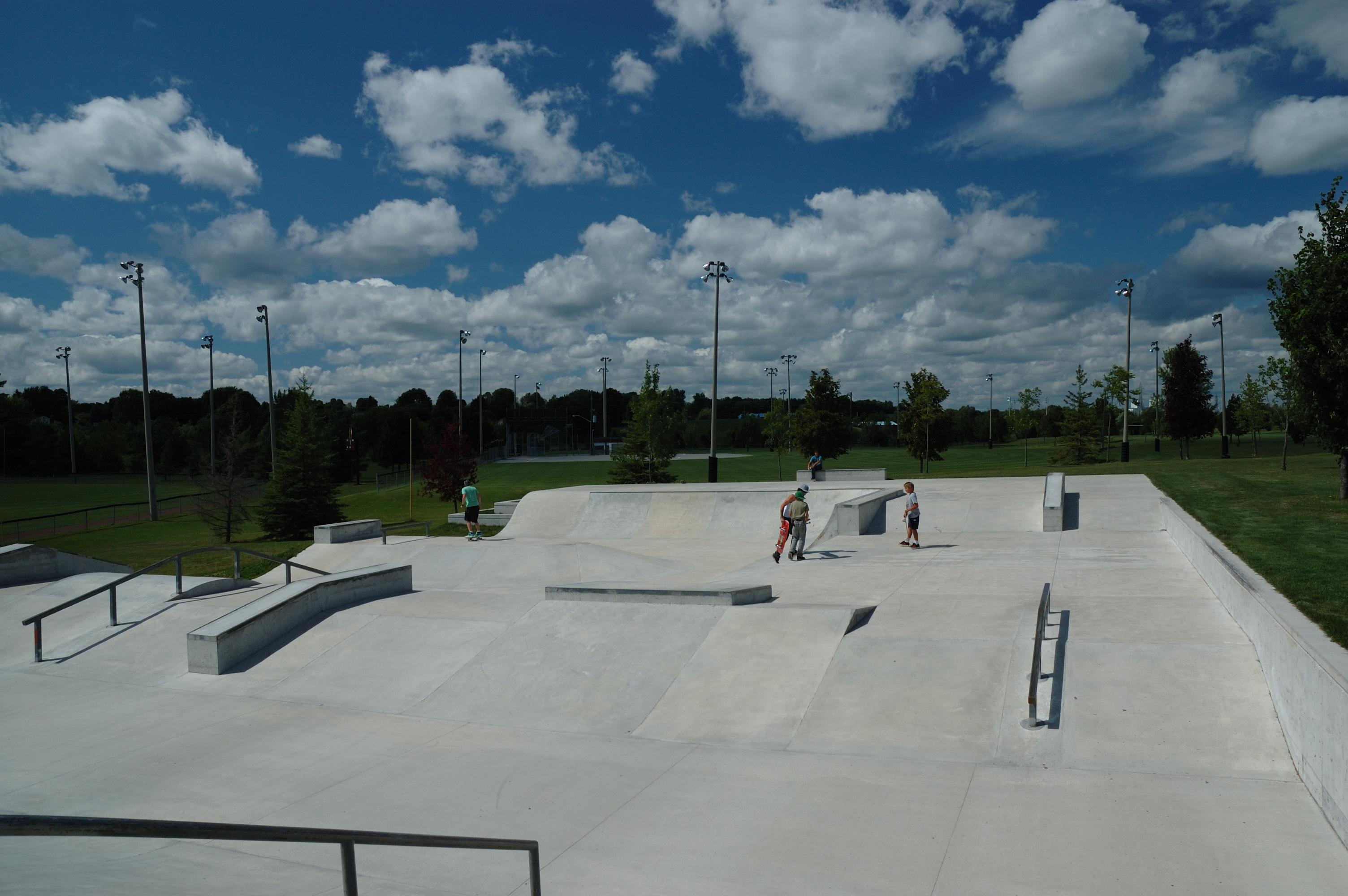 Brockville Skatepark
