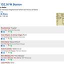 2020.11.5:  【オンエア情報】ボストンFMラジオ局WBCAにて楽曲オンエア | Tracks from 'Haru' were played on Boston WBCA Radio