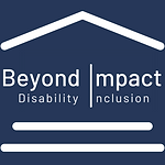 Beyond Impact Disability Inclusion Blue