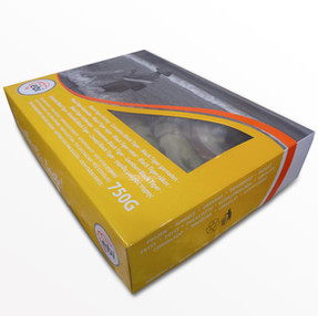 Black Tiger Packaging