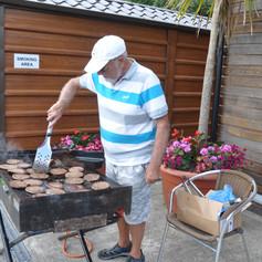 Christ Shortt BBQ Chef