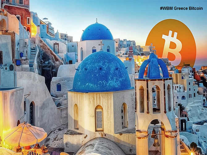 WBM join hands with Greece based Crypto broking house (Bitcoin)