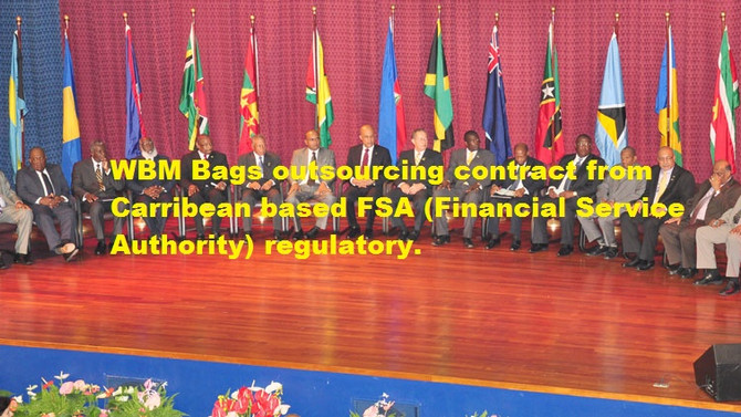 WBM bags outsourcing contracts from FSA Regulatory